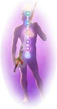Световой меч - естественное оружие Бога