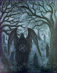 Черный Херувим, демон Аввадон