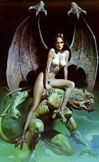 Демоница царства Любви